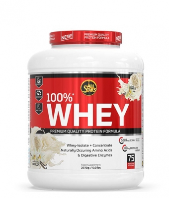All-Stars 100% Whey Protein, 2270g