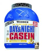 WEIDER DAY AND NIGHT CASEIN, 1800G